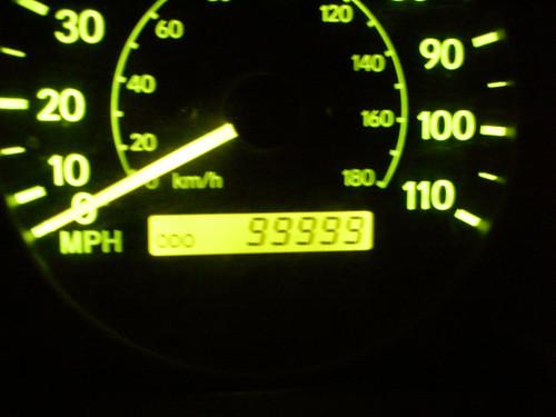 Odometer 99999