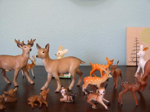 lots o deer