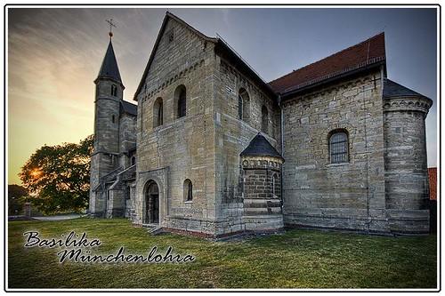 Basilika Münchenlohra