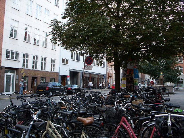 Copenhagen - I Can't Find My Bike...