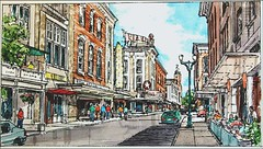 """Leander, TX is getting a new """"Main Street"""" (by: Gateway Planning Group)"""