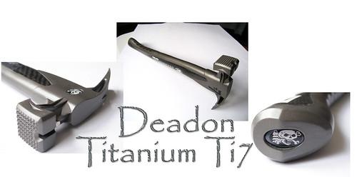 ti7 framing hammer detail