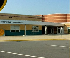 a high school in Fairfax County, VA (courtesy Fairfax County Schools)
