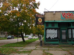 the Vegas Carry-Out in Toledo's East End (by: Michael Meiser, creative commons license)