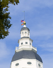 State House, Annapolis 073679