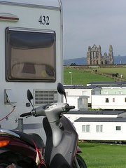 Whitby Holiday Park (ralph&dot) Tags: park uk camping england holiday photographer yorkshire north selfbuild whitby rv camper 2008 motorhome aire ralph northyorkshire campsite wohnmobil campervan aclass gant 366 5thwheel wohnmobile campingcar coachbuilt project366 americanrv campinguk