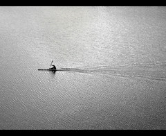 (Alizadeh100) Tags: trip light summer people blackandwhite bw white lake black art nature water canon landscape photography boat photo day gathering torghabeh  boatonthewater peopleandnature upcoming:event=1101020 wateroflake