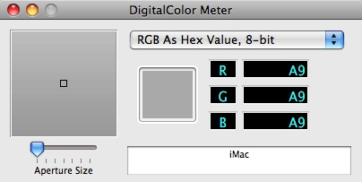 DigitalColor Meter App