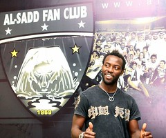 Welcome Feindouno in Al-Sadd FC ,,           (  ) Tags: