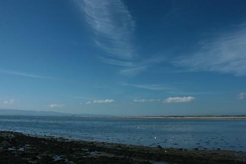 A Sunny  Day on Dublin Bay