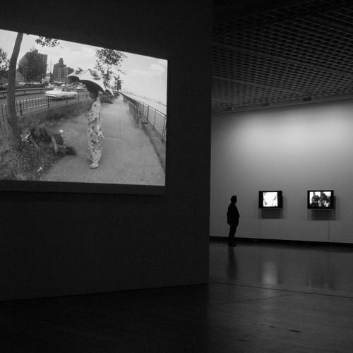 Yayoi Kusama exhibition in Rotterdam