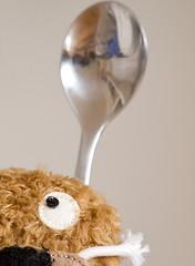 spoonman (lime_mv) Tags: rabbit spoon olympus e3 lffel spoonman zd keinohrhase 50200swd zz50200swd