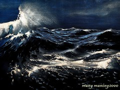 Perfect Storm (mang M) Tags: friends storm painting tempest soe bigwaves cubism blueribbonwinner supershot rubyphotographer jediphotographer mangmaning2000