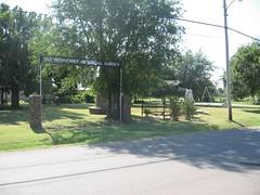 Pat Hennessey  Memorial Garden.