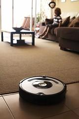 uno ms de la familia (briveira) Tags: robot vacuum cleaner irobot roomba aspirador briveiracom