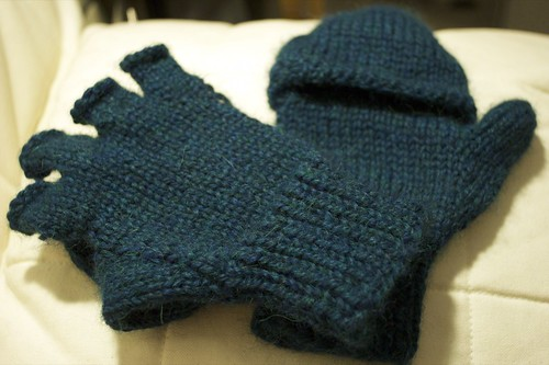 Lori's mittens