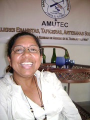 Graciela de la Cruz, una de las fundadoras del programa de Formacion Técnica No Tradicional