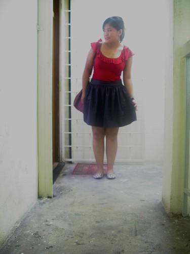 Last Thursday's Outfit