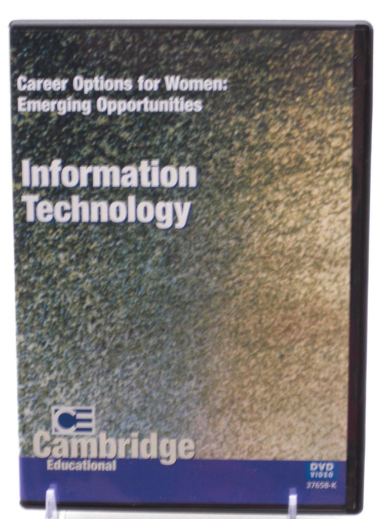 Information technology: Career Options for Women: Emerging Opportunities