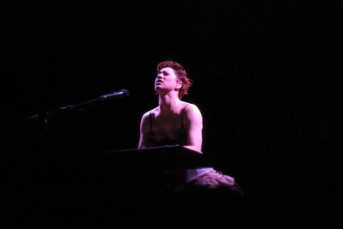Amanda Palmer, photo by Amelia Gyde