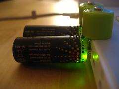USB-chargable battery (adactio) Tags: battery usb recharging macbook