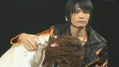 I never thought I'd want to be Kitayama XD;;; So jealous!