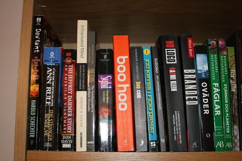 18 - Sortera böcker