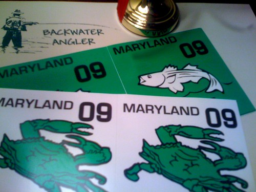 Maryland Fishing Licenses