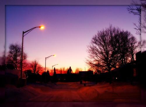 December Atmosphere