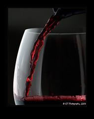Merlot Pour (ICT_photo) Tags: glass wine guelph merlot pour tamron90 hbw ictphoto ianthomasphotography ianthomasphtogaphy ianthomasguelphontario