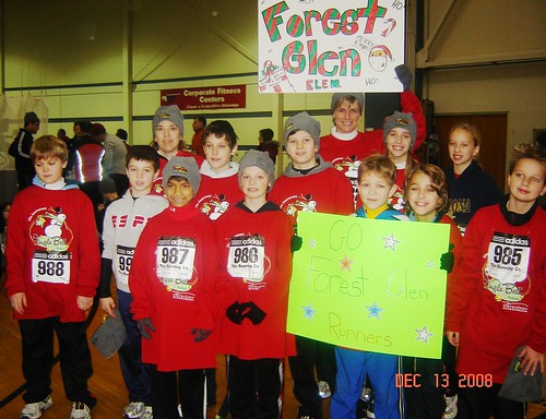 Jingle Bell Run-Forest Glen