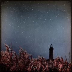 The Lighthouse (EudaldCJ) Tags: lighthouse faro album textures squareformat far viatges paisatge 500x500 memoriesbook theunforgettablepictures winner500