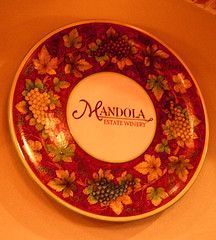 Mandola Estate Winery (PhotoGrandma) Tags: red austin ceramic texas winery flickrcentral mandolas lightcolor driftwoodtexas lifetravel