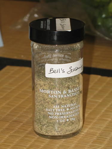 Homemade Bell's Seasoning