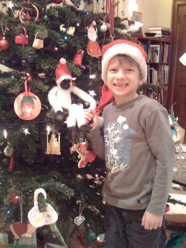 Our own little toothless nisse (elf).