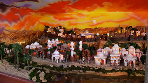 Nativity Panorama