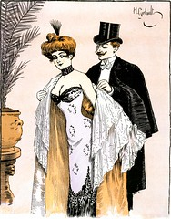 How to Charm the Ladies (Victorian Style) (MsBlueSky) Tags: vintage antique postcard victorian lovers german flirting innuendo oldfashioned classy 1900s oldtimey 1901 sexualinnuendo turnofthecentury englishtranslation