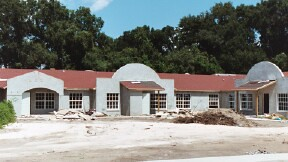 San Jose Mission - Construction 11