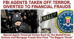 FINANCIAL CRIMES NOW POSE