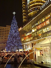 Central World - Merry X'mas & Happy New Year 2009 (5)