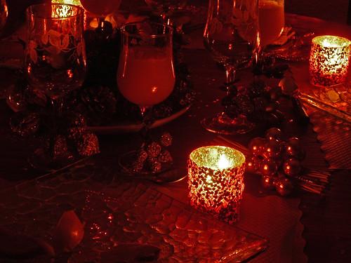 Table de Noël 2008