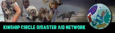 Kinship Circle - Disaster Aid Banner