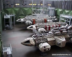 Space 1999 (40) (Star Trek Rules) Tags: eagle moonbase space1999