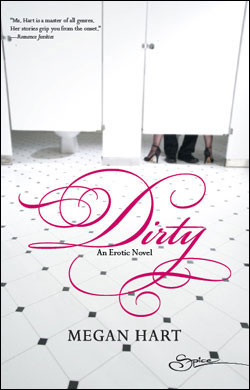 cover of Dirty by Megan Hart