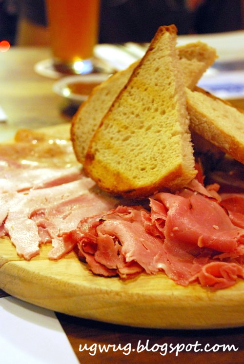 Ham Pschorr Natural