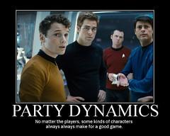 party dynamics 3 (tee-moss) Tags: fdsflickrtoys motivator