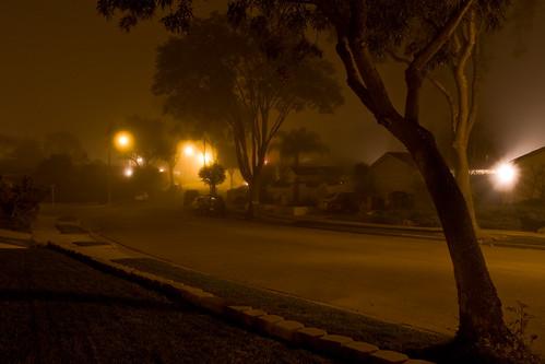 Goleta Fog