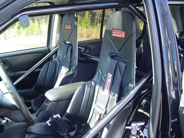 National Speed - RPM TBSS Interior