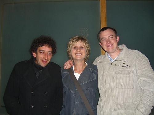 HABM, Sharon, and Erik