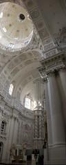 Theatine Church Ceiling Panorama